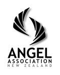 Angel Logo (shadow)